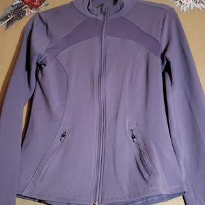 Lavendar Active Jacket